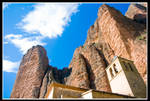 church of Riglos by kolia22