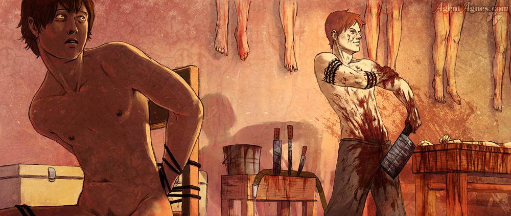 Bondage in Comics