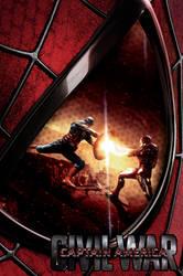 Captain America - Civil War, Spider-Man