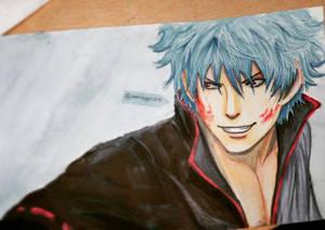 Sakata Gintoki From Gintama REalistic