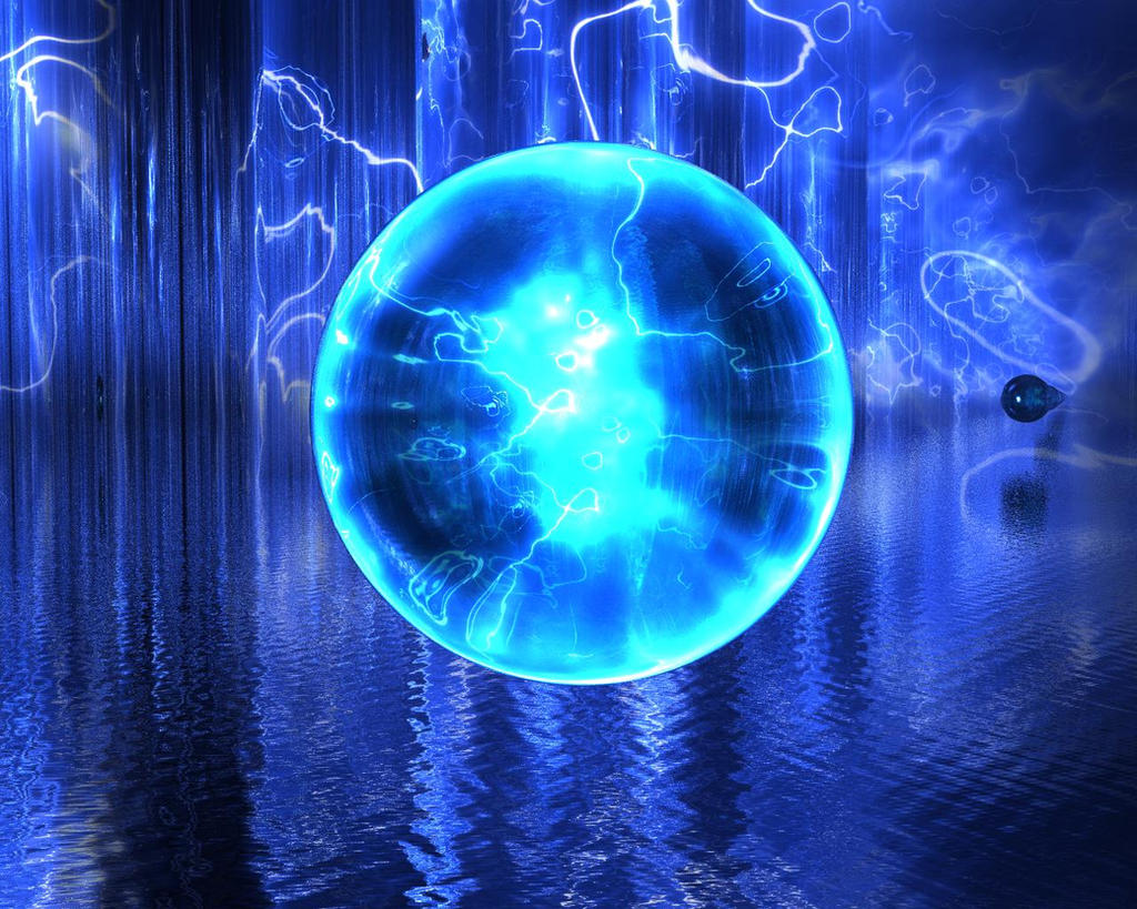 Ball of lightning by MHQotF on DeviantArt