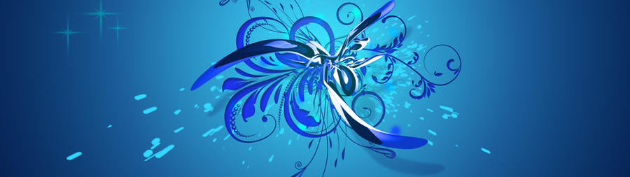 Abstract Vector Wallpaper by VoidF0x