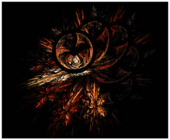 Abstract Flower by VoidF0x