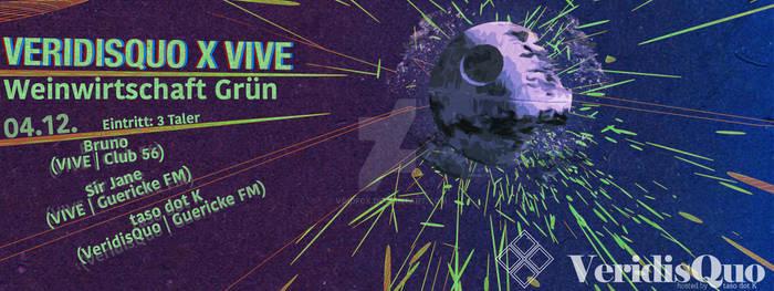 VeridisQuo x Vive - Event Artwork