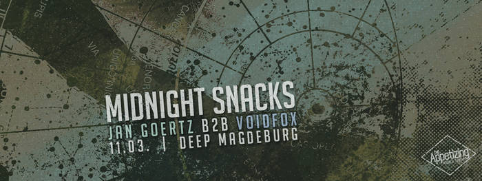 = Midnight Snacks = by The Appetizing