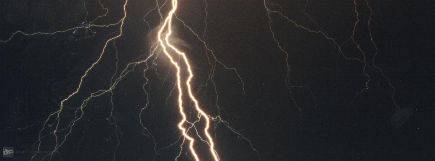 skyfall 2 lightning facebook cover by utkan12 on deviantart