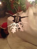 Hiddleston snowflake by Welpje