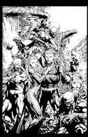 BRIGHTEST DAY 2 by David Finch by knockmesilly