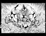 Commission Hulk Woverine JL Huet copy