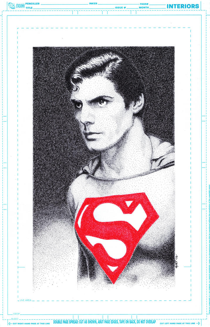 SuperReeves by knockmesilly