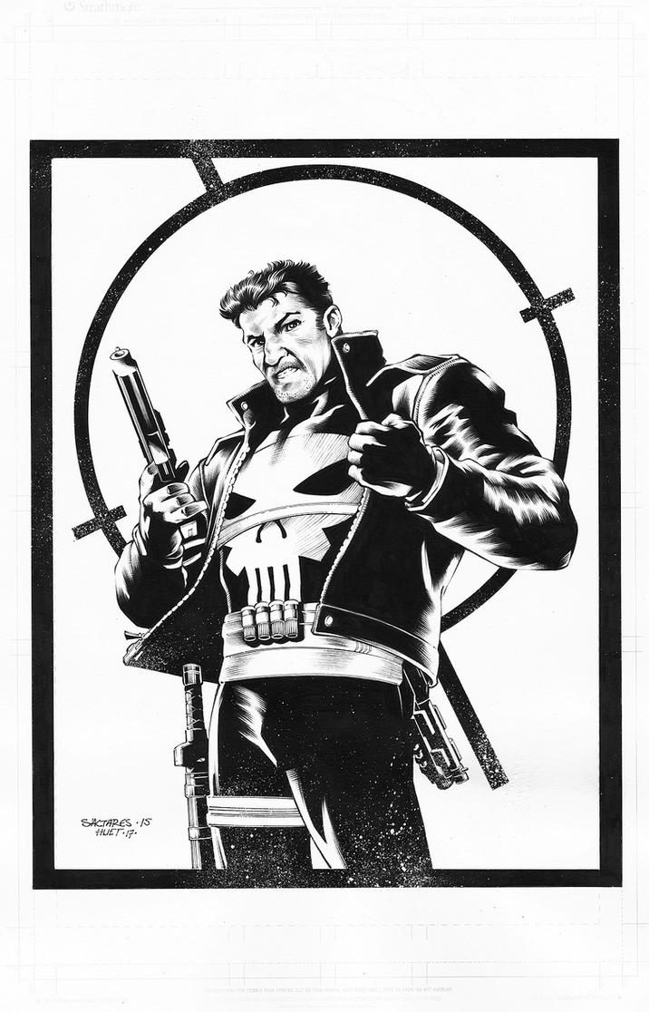 THE PUNISHER by knockmesilly