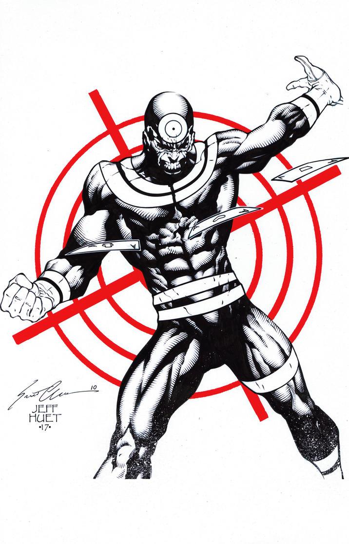 Bullseye by knockmesilly