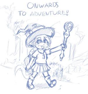 [Fanart] Koemi from Witchfall