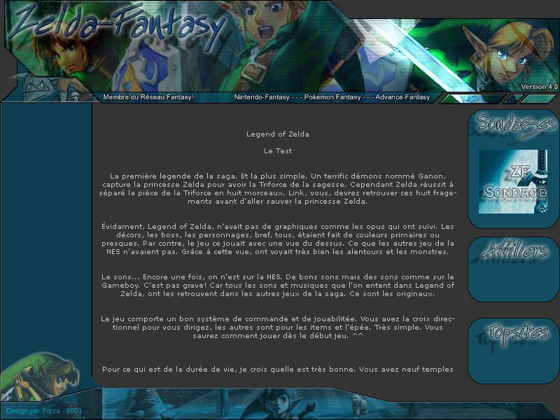 Zelda Fantasy by Forza27