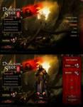 Dungeon Siege III - UI