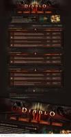 Diablo III phpBB Theme
