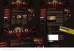 Diablo III Wordpress Theme
