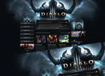 Diablo III Reaper of Souls Wordpress Theme