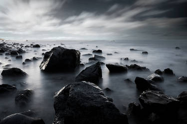 Amoung the Rocks by Immerse-photography