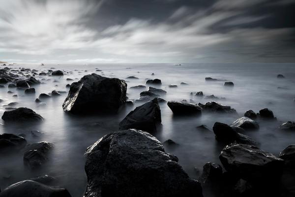 Amoung the Rocks