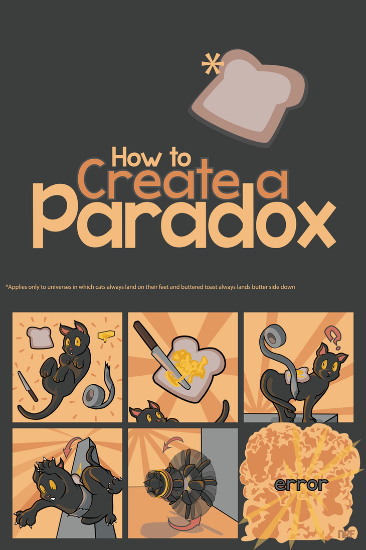 How To Create A Paradox By ClipItsWings