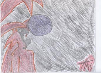 Naruto-Fourth Tail by MangekyouSasuke
