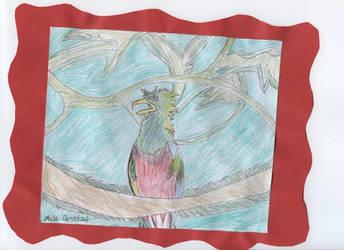 Quetzal by MangekyouSasuke