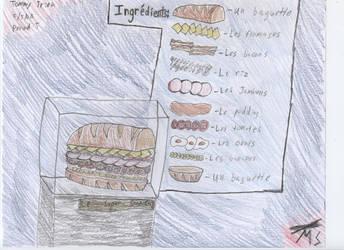 Sandwich by MangekyouSasuke