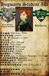 Lily Luna Potter Student ID by HogwartsLover