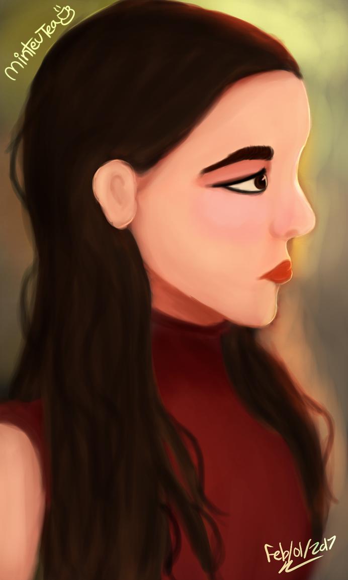 Portrait by MinteuTea