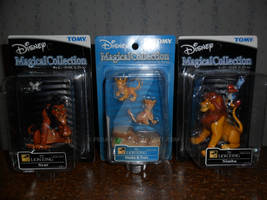 .:TLK Japan Magical Collection figures:.
