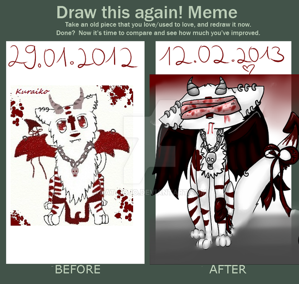 Draw This again o.o by Dat-Jojo