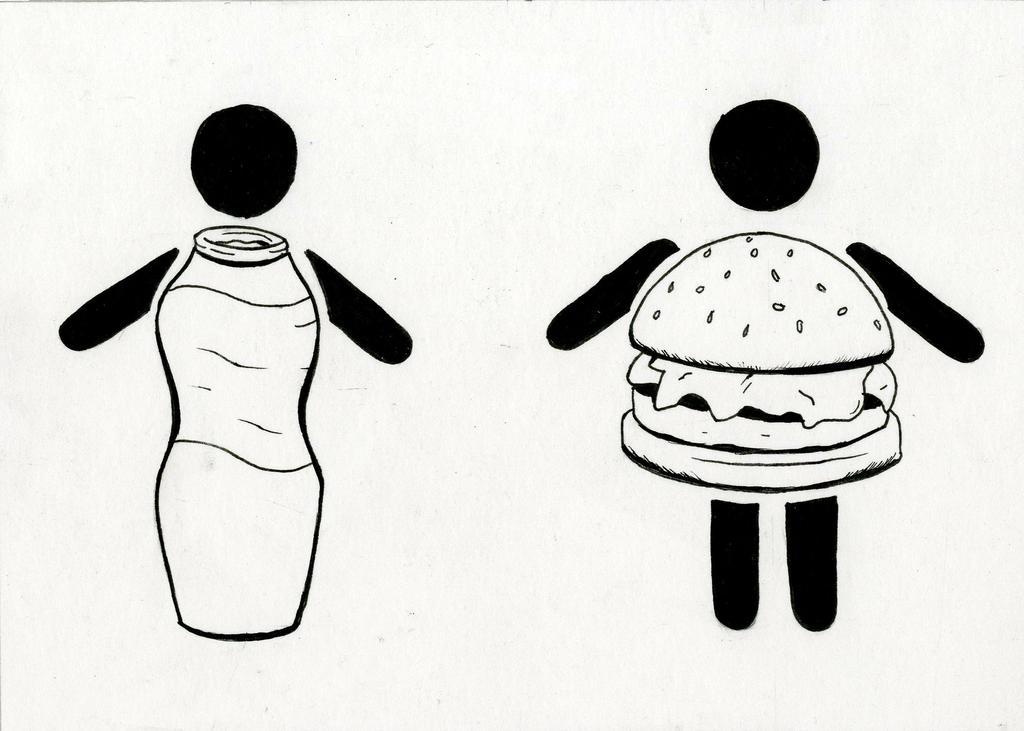 GenderFoods by BilltJoe