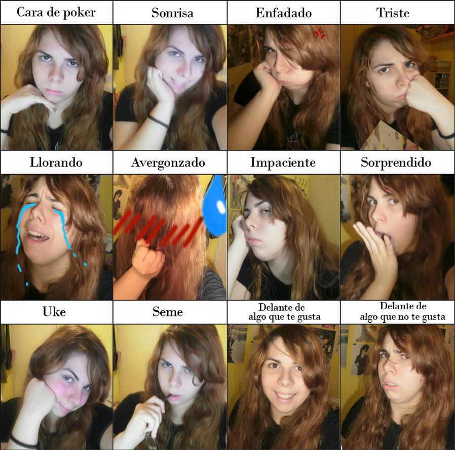 Photobook~ - Page 2 Meme_Face_Sara_by_Mia_la_eriza