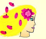 hair flowing by Sassafras-Chipie