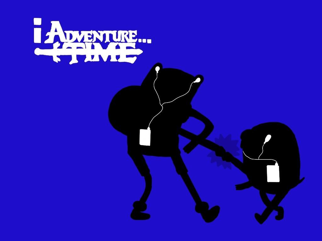 IAdventure...time by Sassafras-Chipie