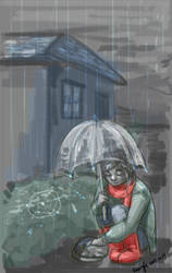 Rainy by Swarelle