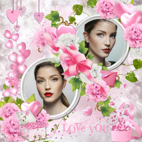 Pink Angel by PatsyLB