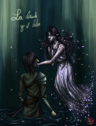 The dryad and the wolf