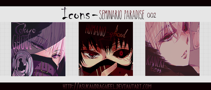Tagwall Icons Tokyo Ghoul by AsukaNDragneel on DeviantArt