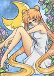 Usagi Tsukino alias Sailormoon