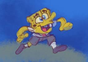 Sponge by brilokuloj
