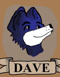 Dave Head by Davecub