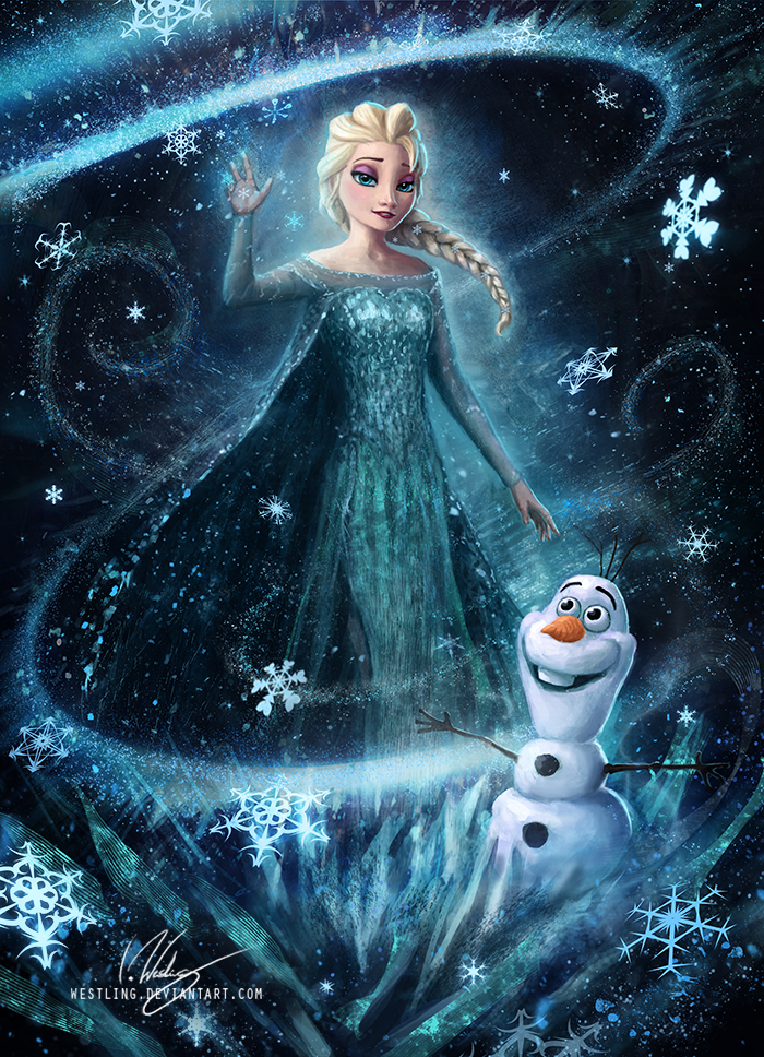 Do you wanna build a snowman? by Westling on DeviantArt
