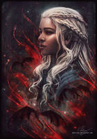 Mother of Dragons by Westling
