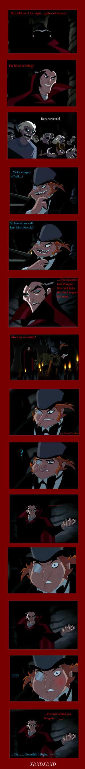 Dracula's true bride XD by DianaCazadora