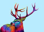 Buck Color Study