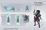 Vulpine | Warframe Fan Concept