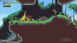 Monster Hunter Demastered | Camp Mockup