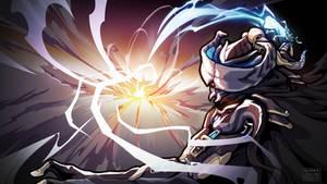 WARFRAME - Supercharged Slash Dash
